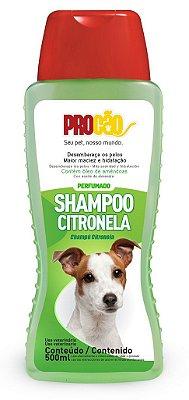 Shampoo Citronela 500ml - Procão