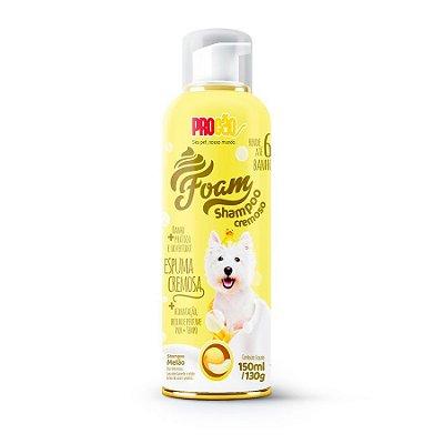Shampoo Foam Melão 150ml - Procão