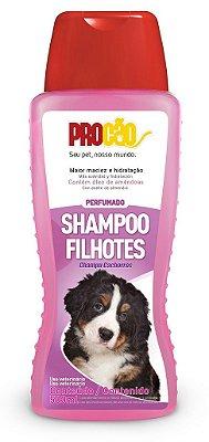 Shampoo Para Cães e Gatos Filhotes 500ml - Procão