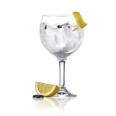 Taça Gin Tônica 600ml Caixa C/ 6 unidades – Nadir Figueiredo