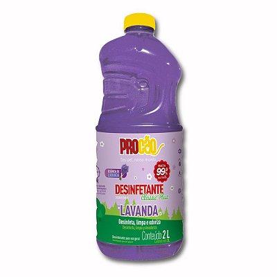Desinfetante Classic Plus Lavanda 2 Litros - Procão