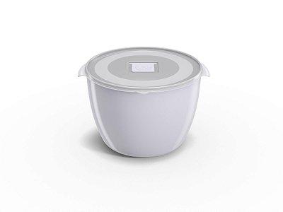 Pote Multiuso Premium 1,5 Litros Branco Sólido - UZ