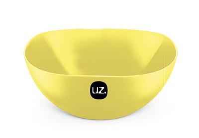 Saladeira 2 Litros Amarelo Claro Sólido - UZ