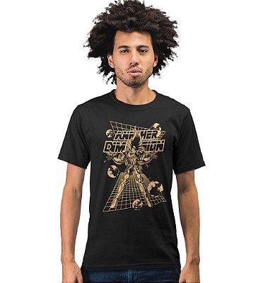 Camiseta Cavaleiros do Zodíaco – Ultra Dimensão