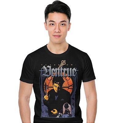 Camiseta Livro do Clã Ventrue – Vampiro, A Máscara