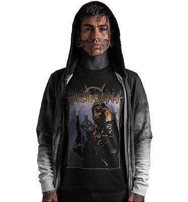 Camiseta Livro do Clã Brujah – Vampiro, A Máscara