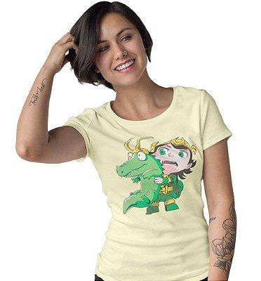Camiseta Loki - Croco Loki