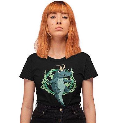 Camiseta Loki - Croki