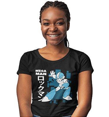 Camiseta Megaman X