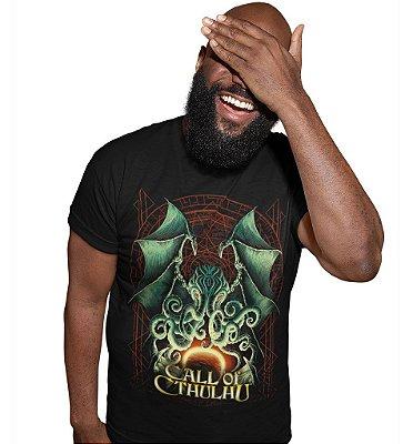 Camiseta The Call Of Cthulhu