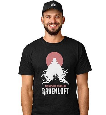 Camiseta Ravenloft – O Guia de Van Richten