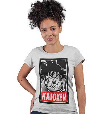 Camiseta Dragon Ball Z - Kaioken