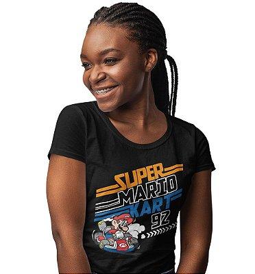 Camiseta Super Mario Kart 92