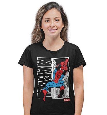 Camiseta Marvel Homem Aranha