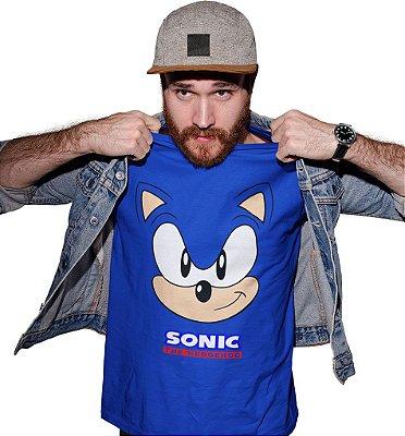 Camiseta Sonic, The Hedgehog