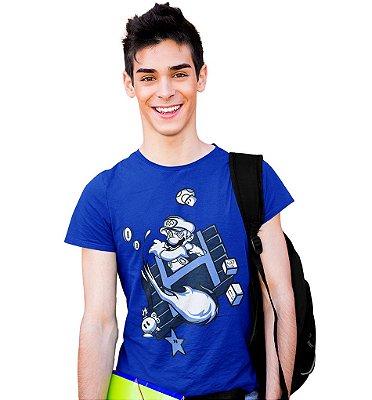 Camiseta Mario Bros – Fireball