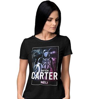 Camiseta What If…? - Captain Carter