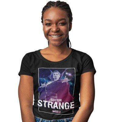Camiseta What If…? - Doctor Strange