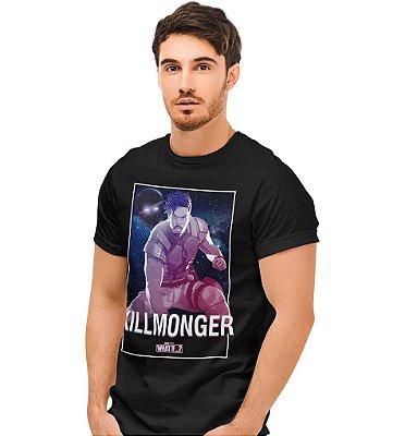 Camiseta What If…? - Killmonger