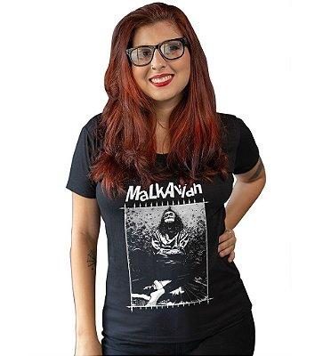 Camiseta Clanbook Malkavian - Vampiro, A Máscara