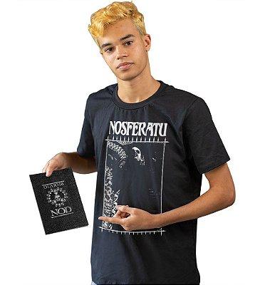 Camiseta Clanbook Nosferatu - Vampiro, A Máscara
