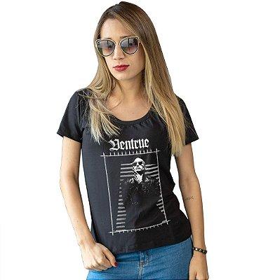 Camiseta Clanbook Ventrue - Vampiro, A Máscara
