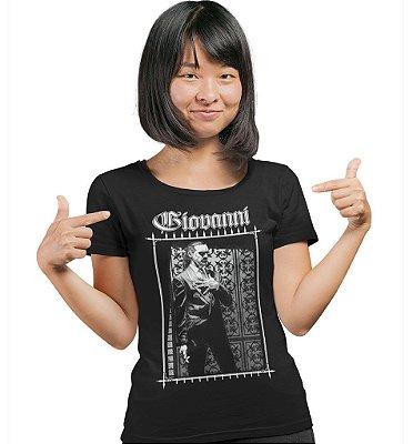 Camiseta Clanbook Giovanni - Vampiro, A Máscara