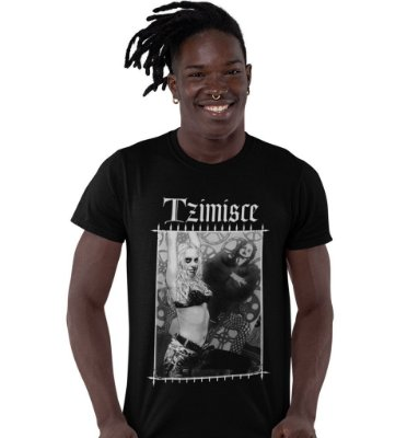 Camiseta Clanbook Tzimisce - Vampiro, A Máscara