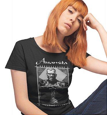 Camiseta Clanbook Assamita - Vampiro, A Máscara