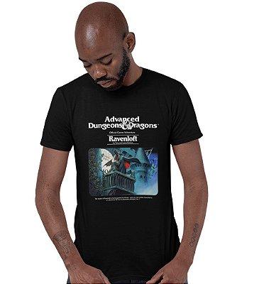Camiseta AD&D - Ravenloft