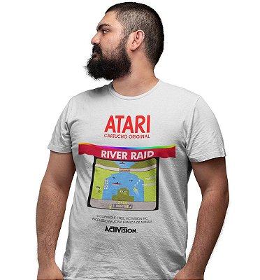 Camiseta Atari - River Raid