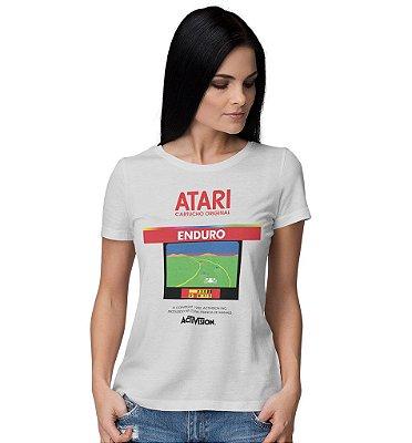 Camiseta Atari - Enduro