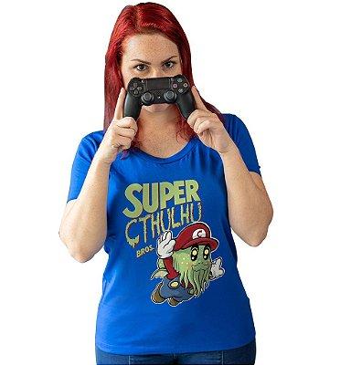 Camiseta Super Cthulhu Bros