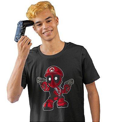 Camiseta Mario Pool