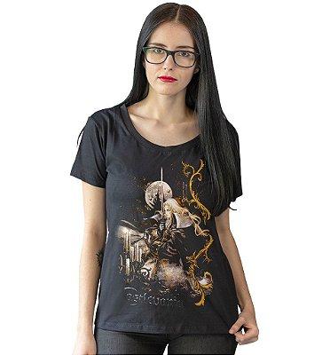 Camiseta Castlevania - Alucard