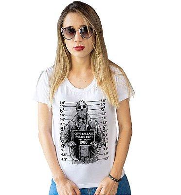 Camiseta Jason Voorhees - Fichado