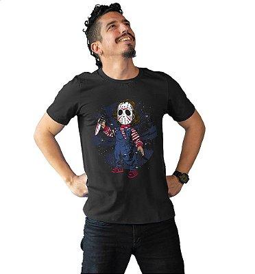 Camiseta Jason, o Brinquedo Assassino