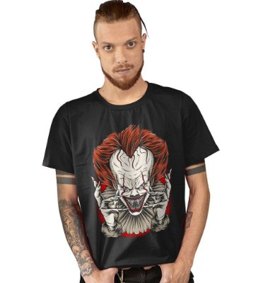 Camiseta It - Pennywise
