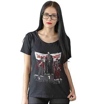 Camiseta Concurso dos Horrores