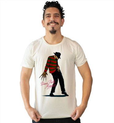 Camiseta A Hora do Pesadelo - Kruger Can Dance