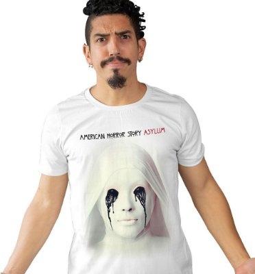 Camiseta American Horror Story - Asylum