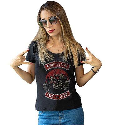 Camiseta The Walking Dead - Fear The Dead