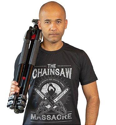 Camiseta O Massacre da Serra Elétrica