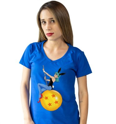 Camiseta Dragon Ball - Wrecking Ball
