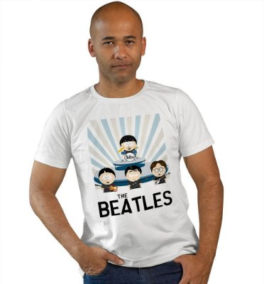 Camiseta The Beatles - SouthParked!