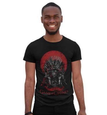 Camiseta Game of Clones