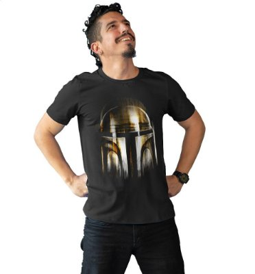 Camiseta Star Wars - Boba Fett