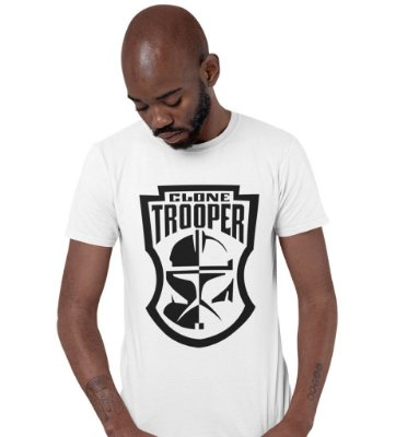 Camiseta Star Wars - Clone Trooper