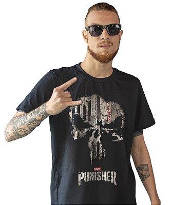 Camiseta Justiceiro - Confidencial