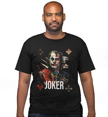 Camiseta Coringa - Poker